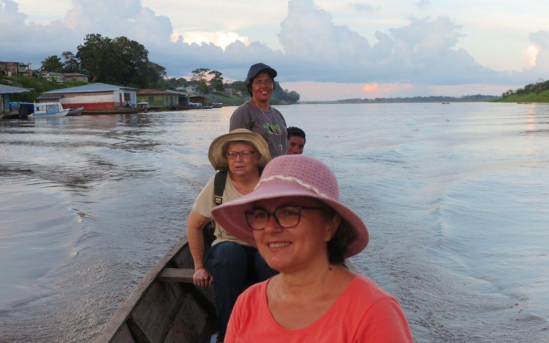 Missionárias que atuam na Amazônia partilham experiência